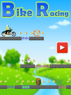 Thriller Endless Bike Race Screenshot