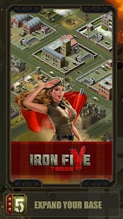 Iron 5: Tanks Apk