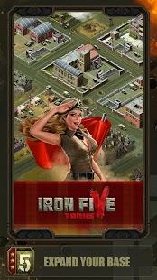 Iron 5: Tanks Apk