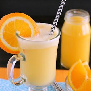Allergy Friendly Orange Julius