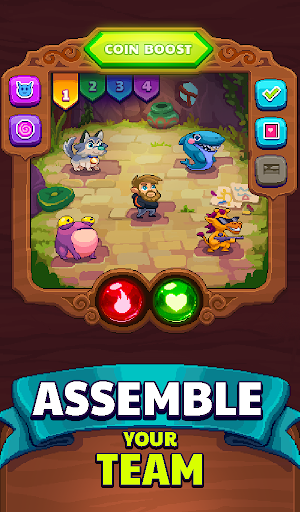 PewDiePie's Pixelings - Idle RPG Collection Game 1.7.0 screenshots 16