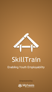 SkillTrain- screenshot thumbnail