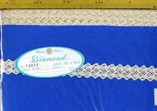 Photo: №33059 (綿50レーヨン30麻20)トーションキナリ:巾25mm