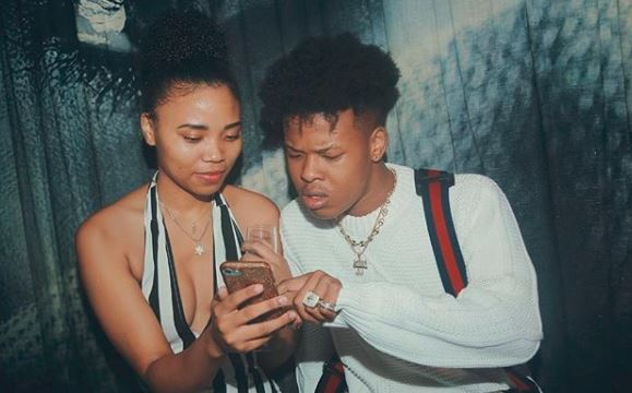 Nasty C and Sammie have been together since high school.
