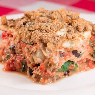 Eggplant Lasagna Without Cheese Recipes.