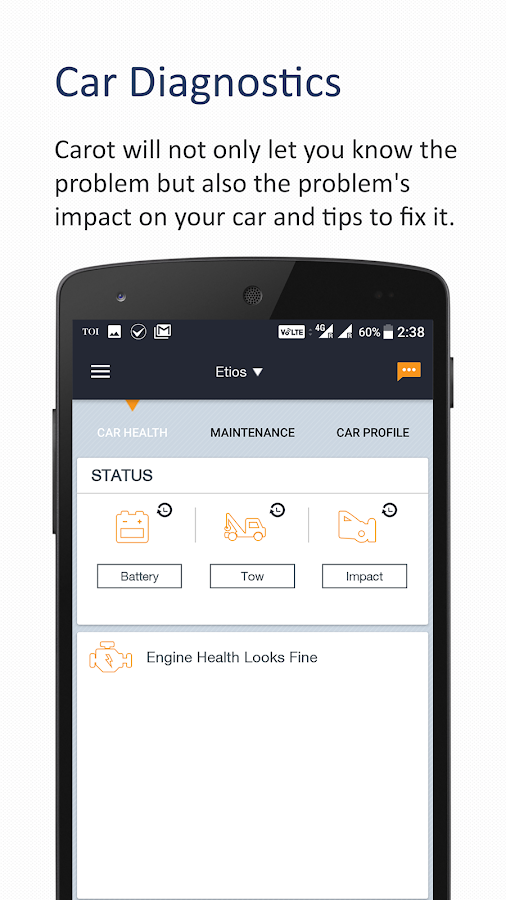 Carot - Upgrade to a Smart Car- screenshot