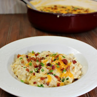 Five-Cheese Stove-Top Macaroni and Cheese
