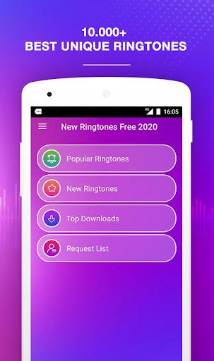 New Ringtones Free 2020 screenshots 1