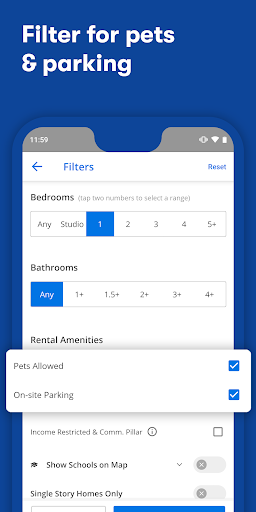 Apartments & Rentals - Zillow 5.3.144.1597 Screenshots 3