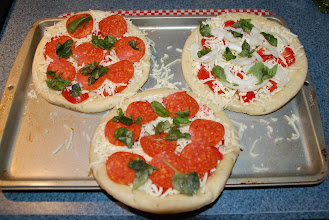 Photo: Day 78 ... Home made BBQ Pizza ... Mmmmm