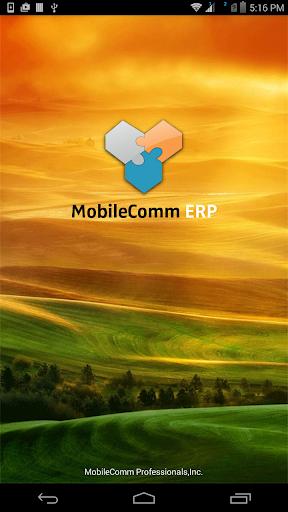 MobileComm ERP