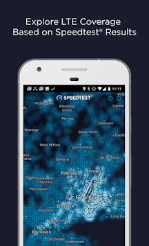 Speedtest.net APK screenshot thumbnail 2