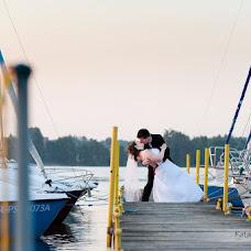 Wedding photographer Katarzyna Fręchowicz (demiartPl). Photo of 03.03.2016