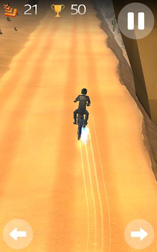 Mad Desert Rider Survival 3D