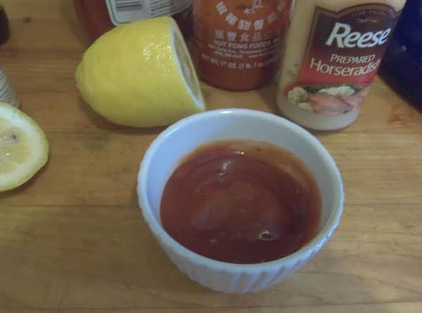 Bloody Mary Ketchup Recipe