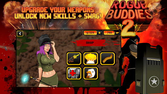 Rogue Buddies 2 Screenshot