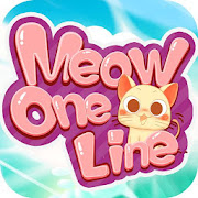 Meow- One line