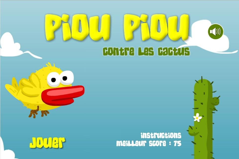 Piou Piou- screenshot