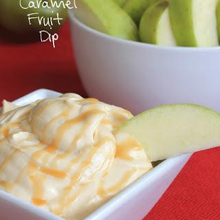 Caramel Fruit Dip