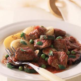 Mediterranean Lamb Stew.