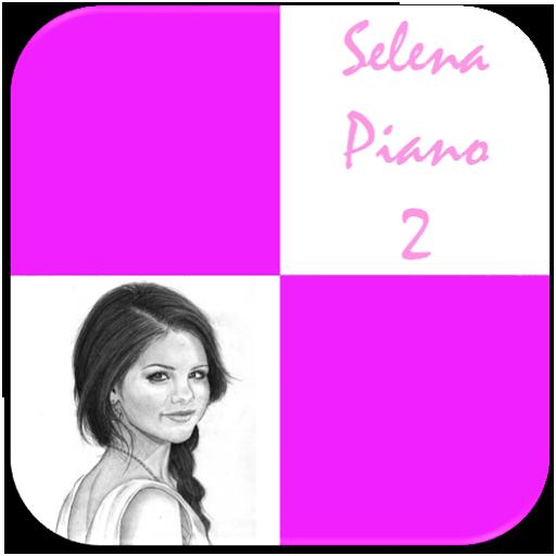 Selena Gomez Piano Tiles 2 音樂 App LOGO-APP開箱王