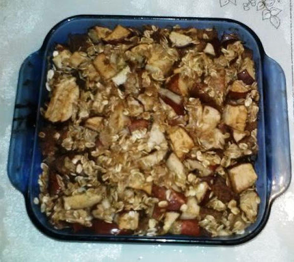 Autumn Harvest Brown Betty Recipe