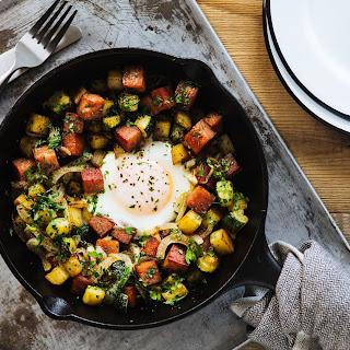 Spam Hash & Eggs.