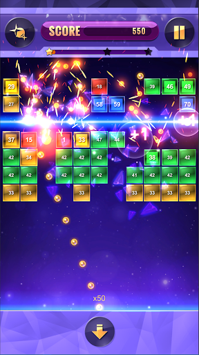 Bricks Balls Puzzle 2.2 screenshots 1