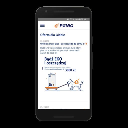 mBOK PGNiG 1.1.34 Screenshots 6