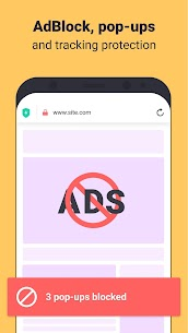 Aloha Browser Turbo – private browser + free VPN App Download For Android and iPhon 2