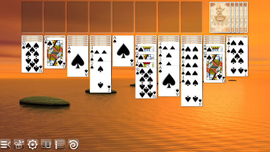 Spider Solitaire Free 10