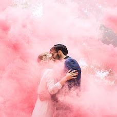 Fotógrafo de bodas Xabier Ansó (dosdeluz). Foto del 17.05.2016