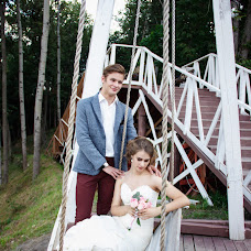 Wedding photographer Irina Kuzmina (Kuzmina32). Photo of 10.08.2016