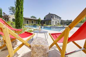 A Cozy Villa Retreat Near St Remy de Provence in bouches-du-rhone