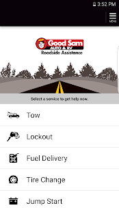 Good Sam Roadside Assistance- screenshot thumbnail