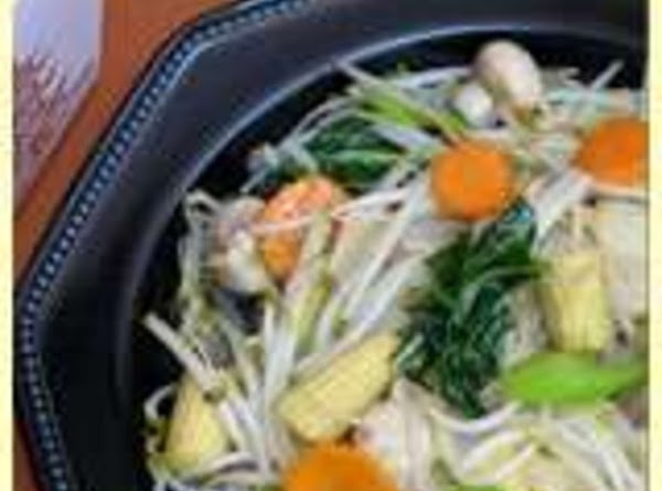 Asian Wilted Green Salad Recipe