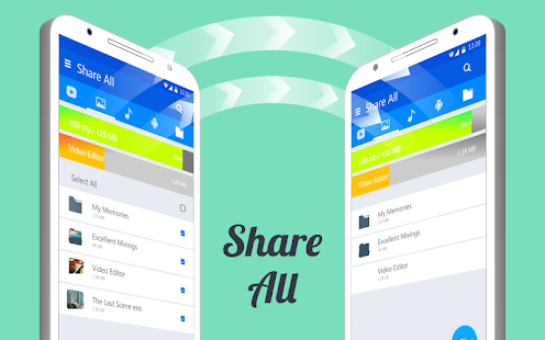 Share ALL : File Transfer & Share with EveryOne Screenshot