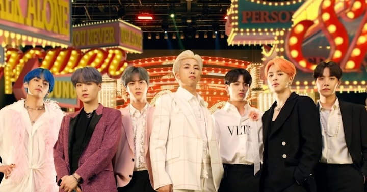 Boy With Luv Earns Bts Their Highest Ever Debut On Billboard S Pop Songs Chart Koreaboo