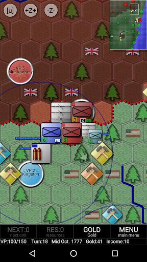 American Revolutionary War  screenshots 6