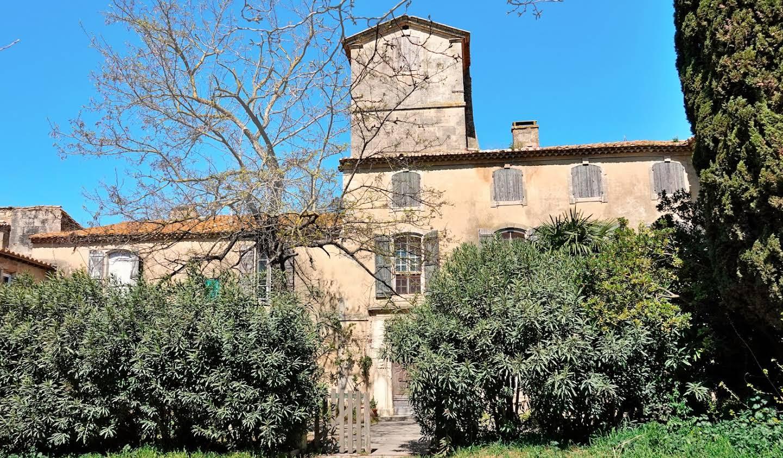 Château Bouches-du-Rhône