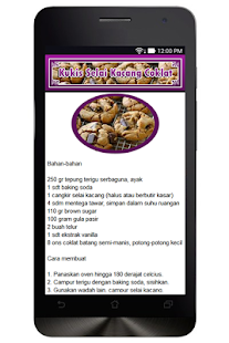 Resep Kue Kering- screenshot thumbnail