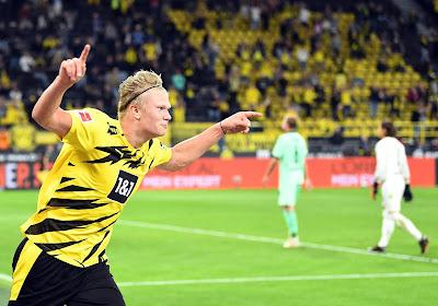 Le Borussia Dortmund ferme la porte pour Erling Haaland