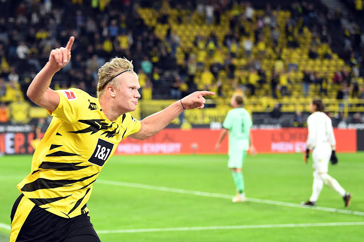 Lewandowski heeft lof voor Haaland na spektakelstuk