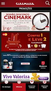 Cinemark Brazil- screenshot thumbnail