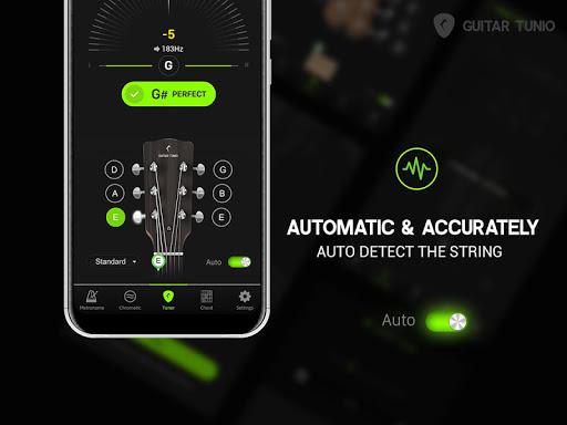 Guitar Tunio - Guitar Tuner 1.12.0 screenshots 5