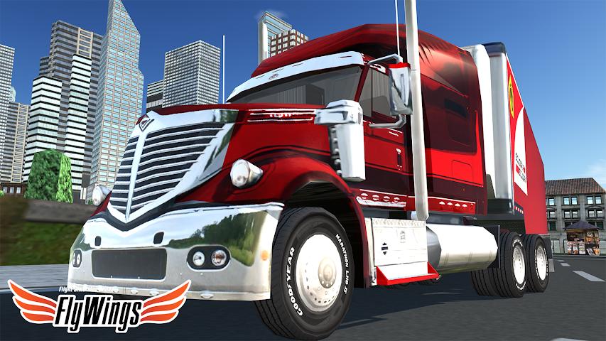 android Truck Simulator 2016 Free Game Screenshot 7