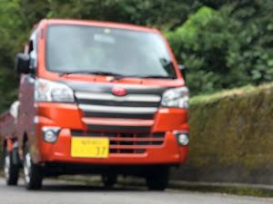 ハイゼットトラック  のカスタム事例画像 Makotoさんの2019年10月04日08:55の投稿