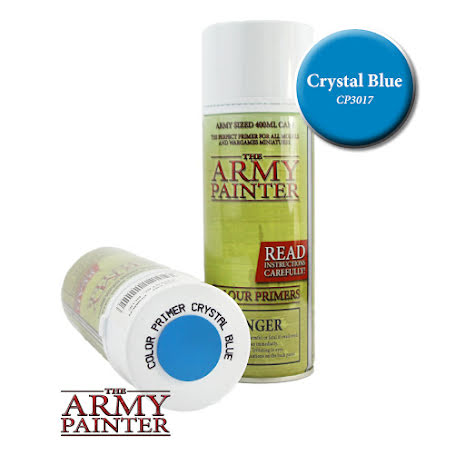 ArmyPainter Colour Primer Spray - Crystal Blue