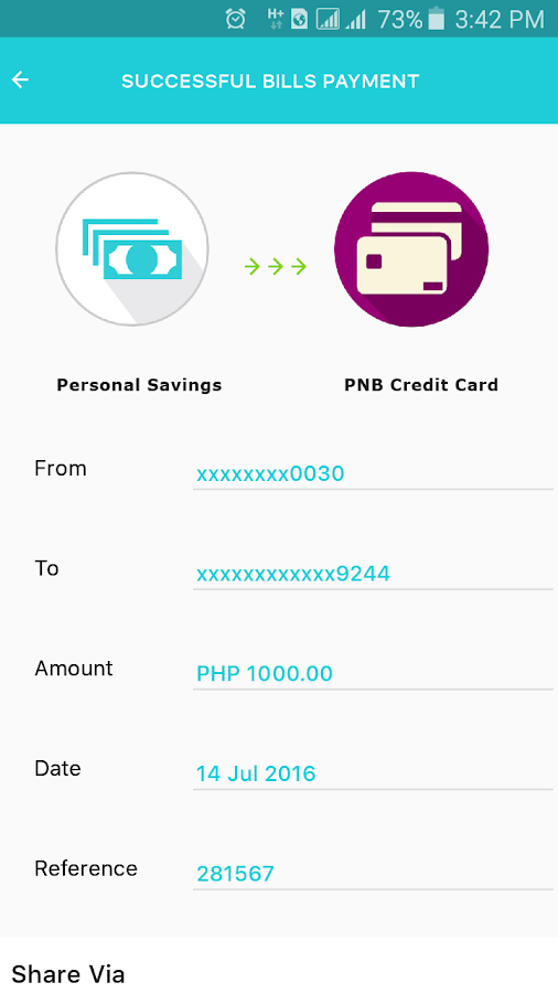 PNB Mobile Banking- screenshot