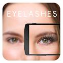 Eyelashes Photo Editor - Free icon
